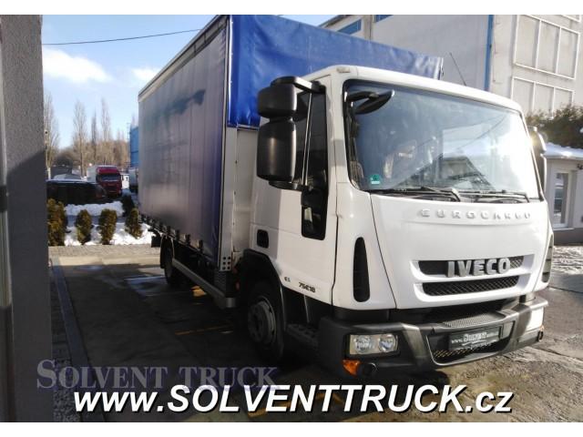 Iveco  Eurocargo ML75E18 Euro 5