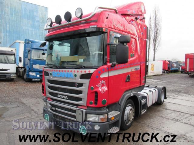 Scania  G 420 LA 4x2-Retardér-Euro 5