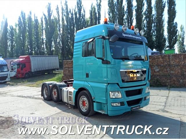 MAN TGX 26.540 6x2 Euro 5
