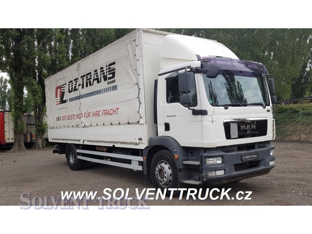MAN  TGM 18.290 Euro EEV _ 7,8m