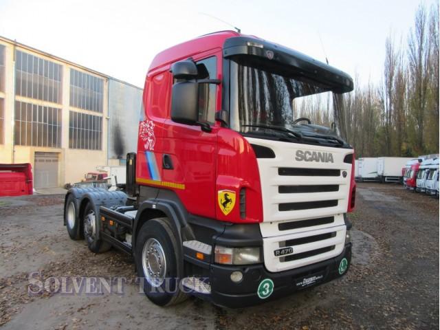 Scania R 470 LA6x2