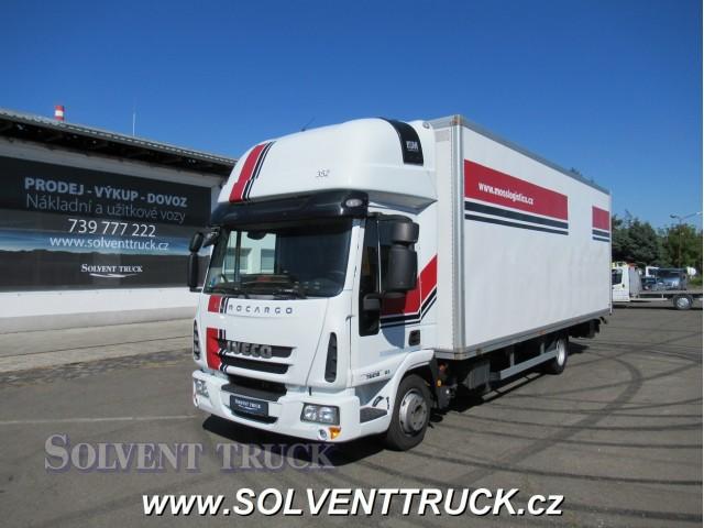Iveco  Eurocargo ML75E18 skřín 7,2m