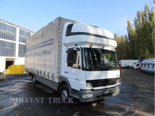 Mercedes-Benz Atego 922 , Euro 3 , 160 kW