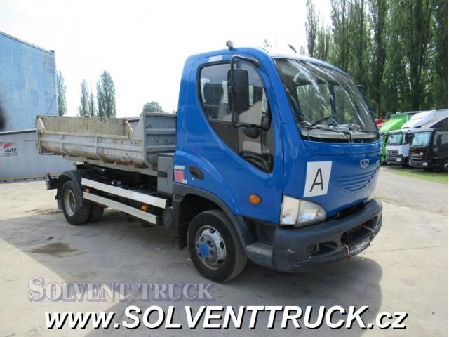 Daewoo Avia D90-N E3 - 1703 | Solvent Truck s.r.o.
