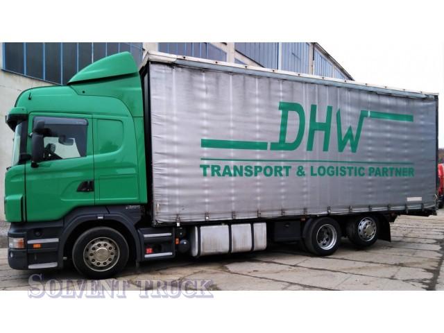 Scania R420 LWD Euro 5 6x2