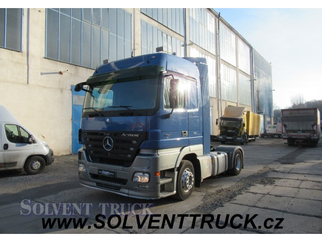 Mercedes-Benz  Actros 1844 LS Euro 5 Automatic