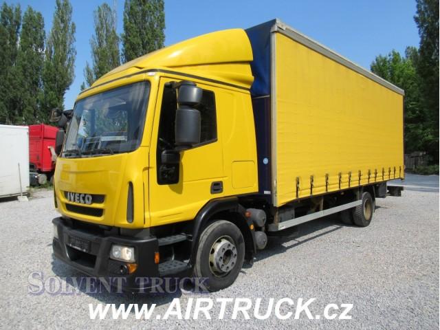 Iveco Eurocargo 120E25 Euro 5 - 18 Palet