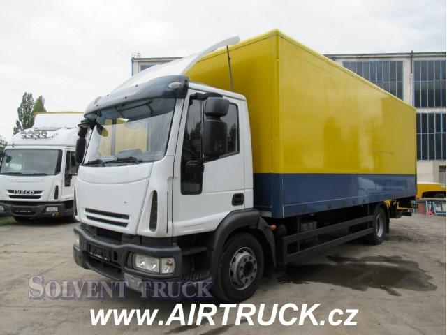 Iveco Eurocargo 120E18 Euro + Hydr. čelo