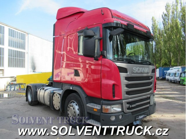 Scania  G 420 LA4x2,Retarder,Euro 5