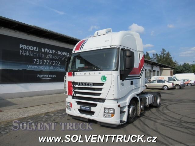 Iveco  STRALIS 450 EEV LWD 4ks