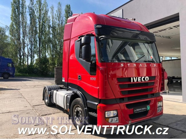 Iveco  STRALIS AS440S500 Euro5